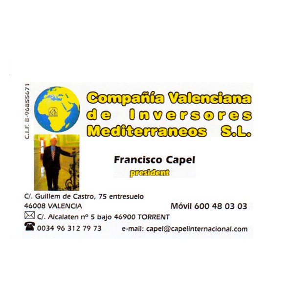 C Valenciana Inversores