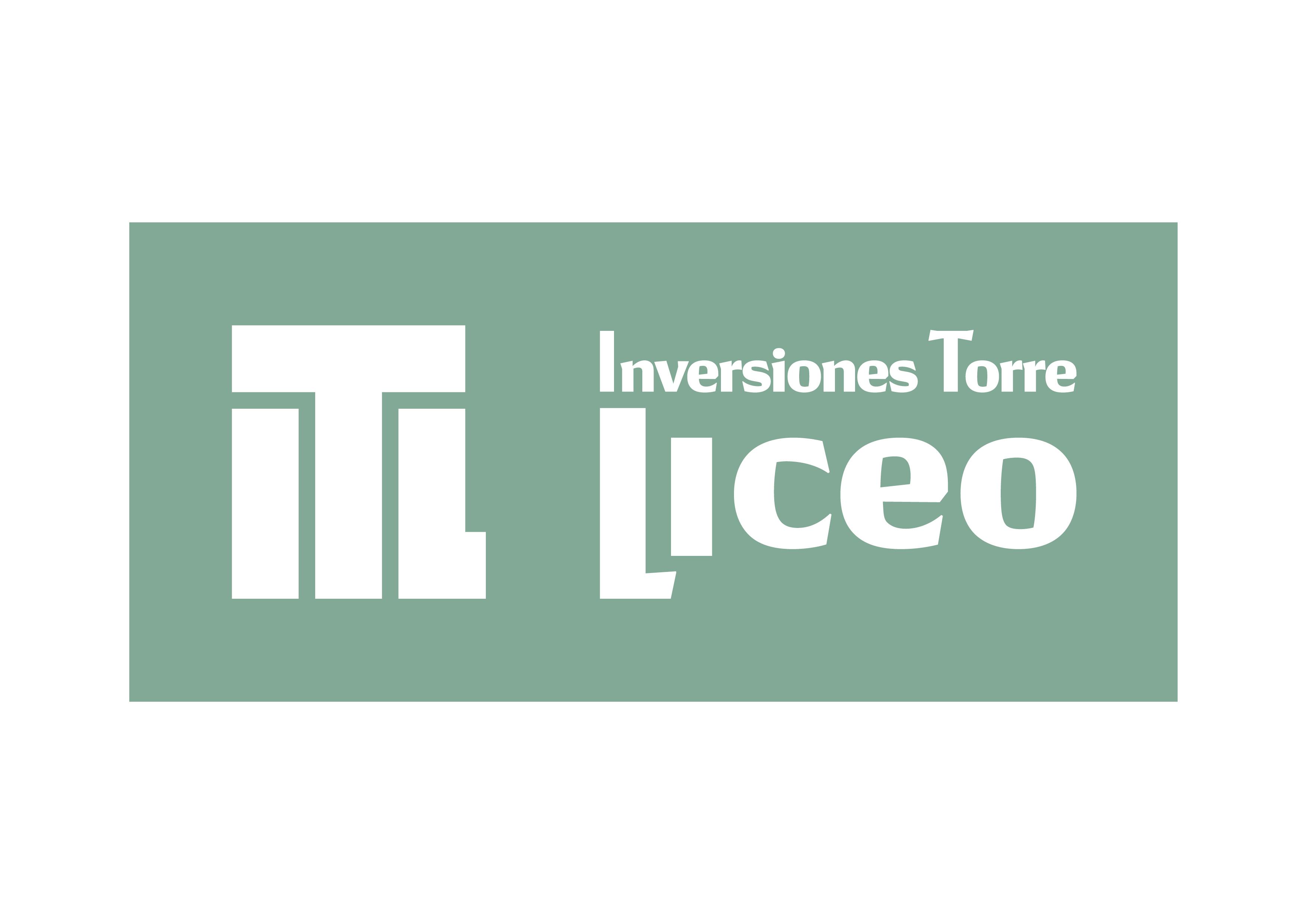 Logo ITL Fondo Verde - Inversiones Torre Liceo