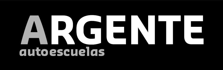 LOGO ARGENTE NUEVO - AUTOESCUELAS ARGENTE