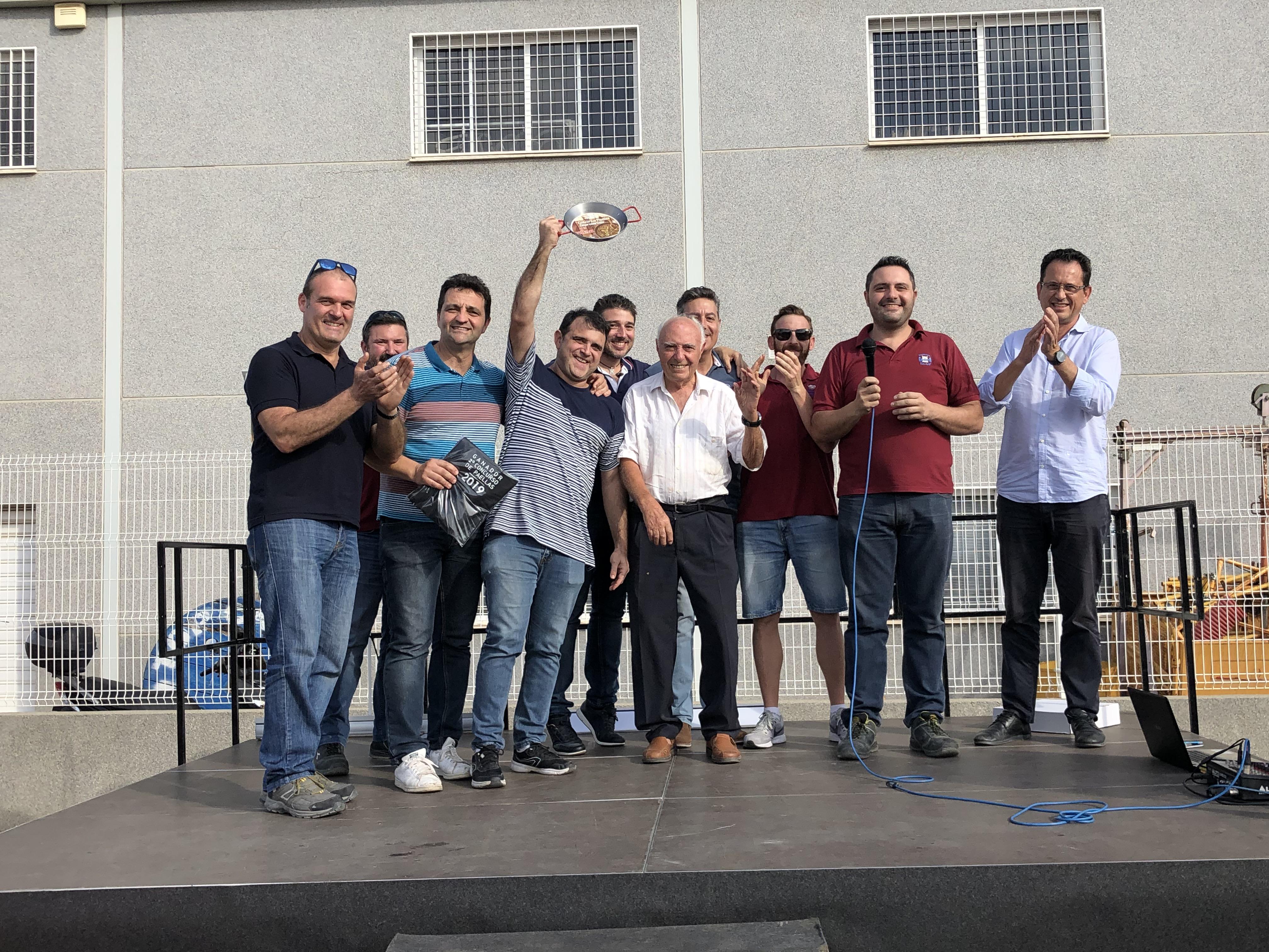 IMG 5092 - Día del Polígono. 2º Concurso de Paellas Empresariales