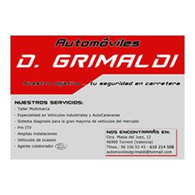 Automoviles Grimaldi p - Automóviles Grimaldi