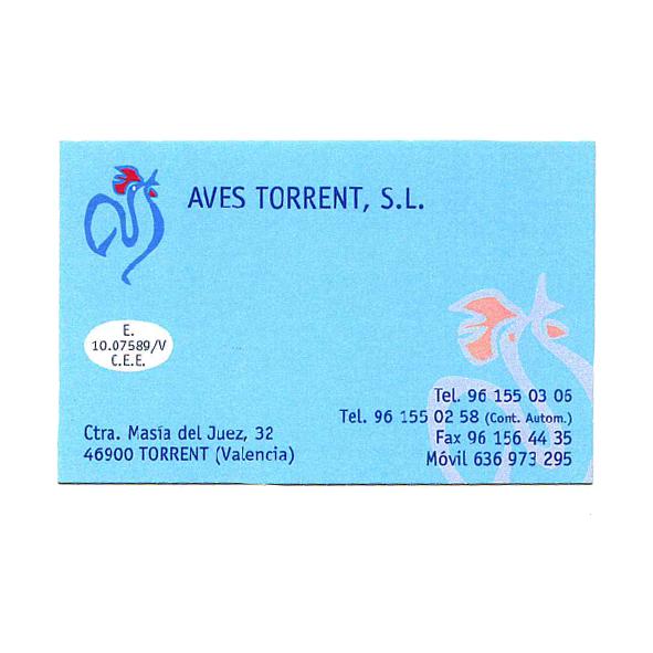 Aves Torrent - Aves Torrent, S.L.