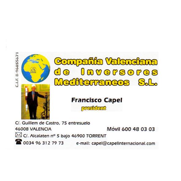 C Valenciana Inversores - Compañía Valenciana de Inversores Mediterráneos sl