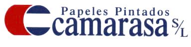 Logotipo Camarasa alta calidad - Papeles Pintados Camarasa