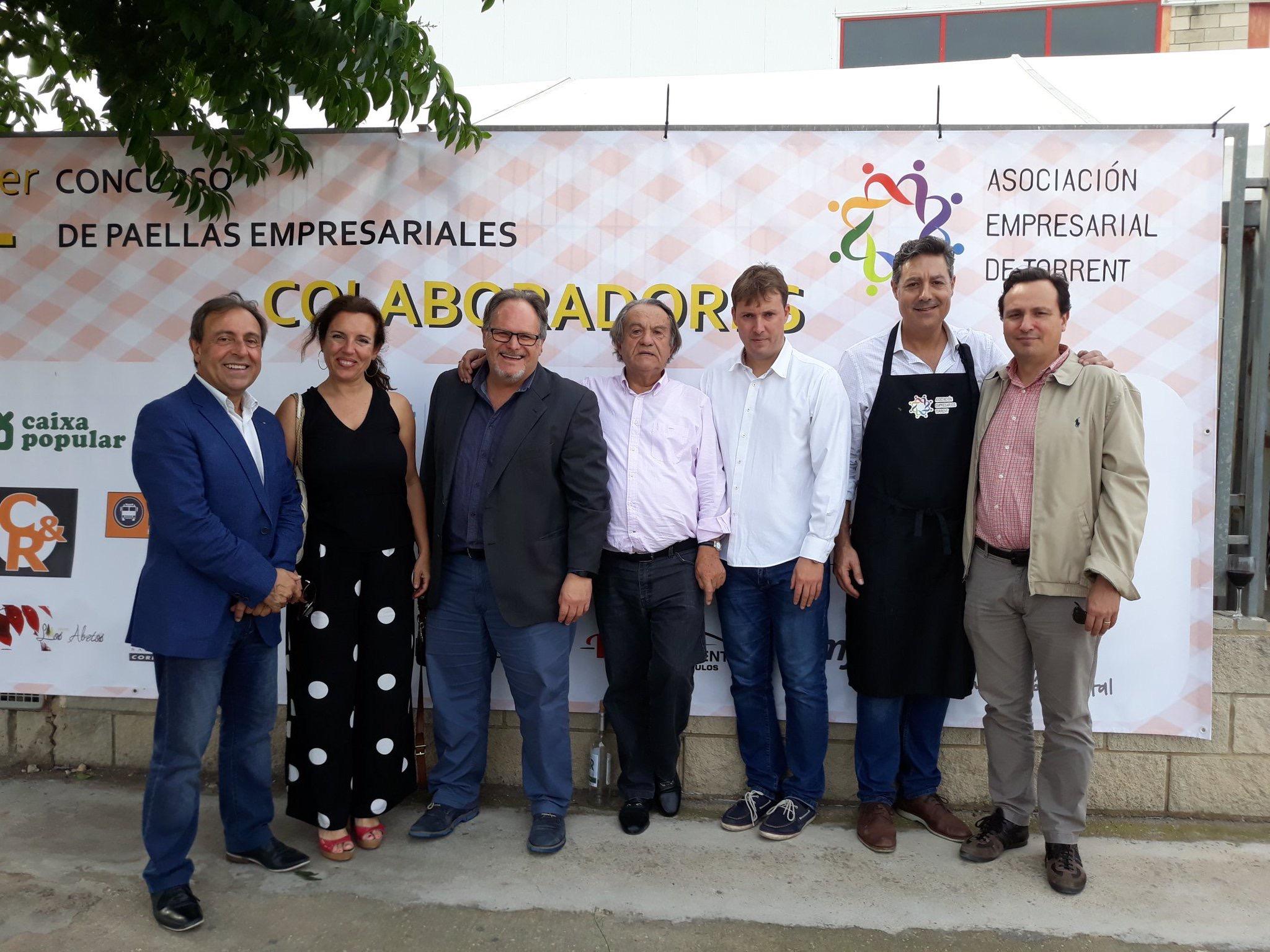 IMG 0984 - I Concurso de Paellas Empresariales ASET