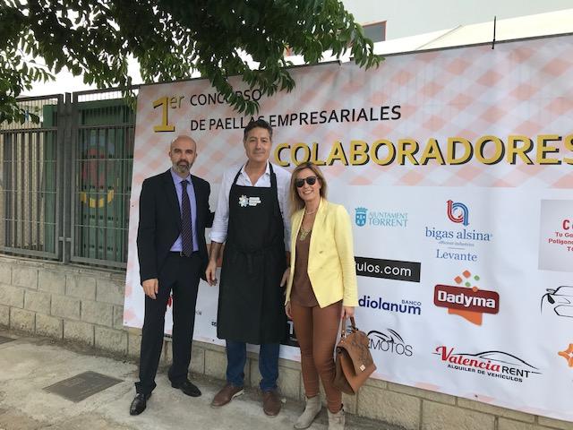 IMG 6623 - I Concurso de Paellas Empresariales ASET