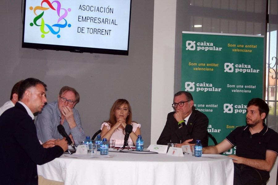 IMG 3004 - Foro Debate Empresarial